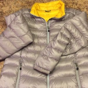 L.L. Bean ladies packable down jacket